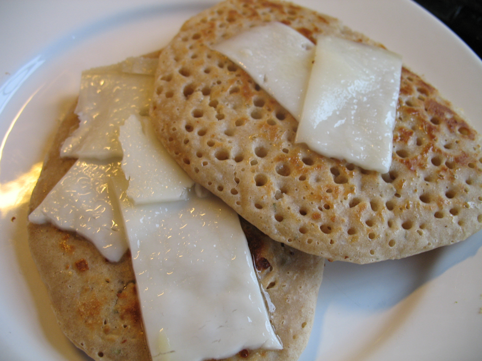 recipe: crumpets pikelets [18]